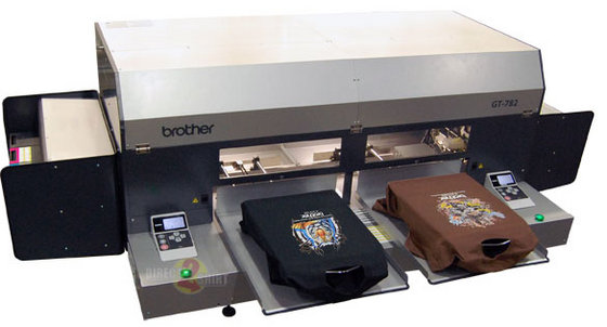 Christmas Comes Early For Garment Printing With The