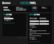 BlackVPN Router Control Panel