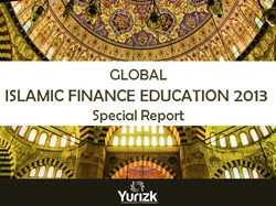 Global Islamic Finance Education Report (2013)