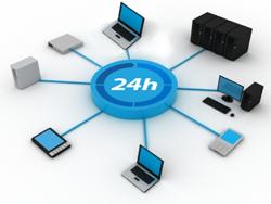 24h Remote Access