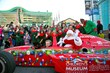 Santa Raced to The Children's Museum of Indianapolis in an IndyCar,...