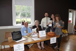 Several of The Alliance for Senior Services members participating in the Wyckoff Health Fair in September of 2013