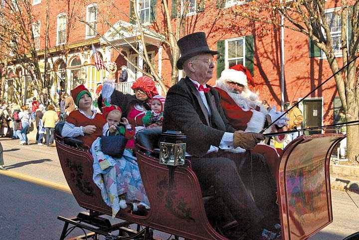 Top 10 Holiday Events For 2013 In The Blue Ridge