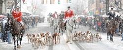 Holiday Parades | Go Blue Ridge Travel
