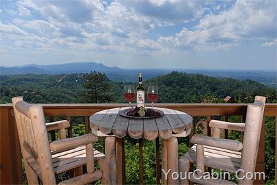 Timber tops luxury gatlinburg cabin rentals announces top for Timber tops cabins gatlinburg