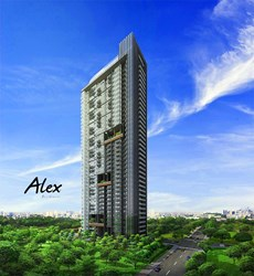 Alex Residences Facade