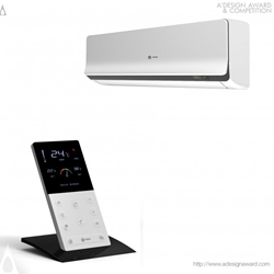 Interactive Split Air Conditioner by Trance Design Team