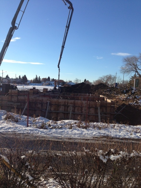 Construction has started on northwest edmonton s hottest for Northwest construction