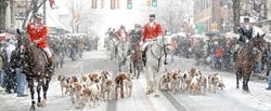Holiday Parades | Go Blue Ridge Travel