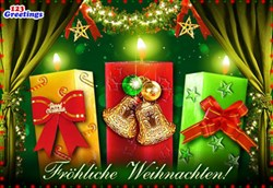 german cards,free german ecards,greeting cards | 123 greetings,german, Frohe Weihnachten