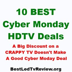 Best Cyber Monday TV Deals