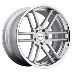 TSW Alloy Wheels - the Rouen in Silver