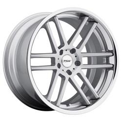 TSW Alloy Wheels - the Rouen in Silver