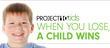 When an adult loses, the kids win with Project 10 Kids!