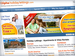 AlphaHolidayLettings.com