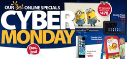 Best Tv Deals on Cyber Monday 2013