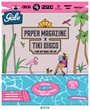 Paper Magazine, Perrier, Refinery29 Present TIKI DISCO During Art...