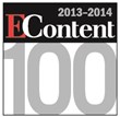 13th Annual EContent 100 List Announced