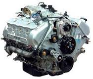 ford van engines