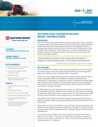 Southern States Cooperative Case Study