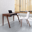 Linea 199054 Desk and Stavanger 100021 Chair From Zuo Modern