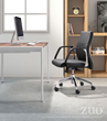 Conductor 206100 Chair And Oslo 100050 Table From Zuo Modern