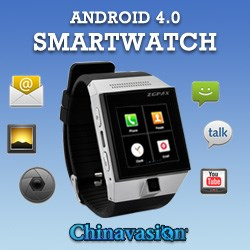 android OS watch phone from China