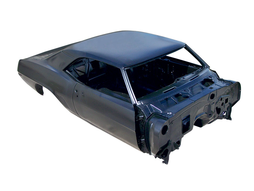 All New 1969 Camaro Body Now Available From Cars Inc