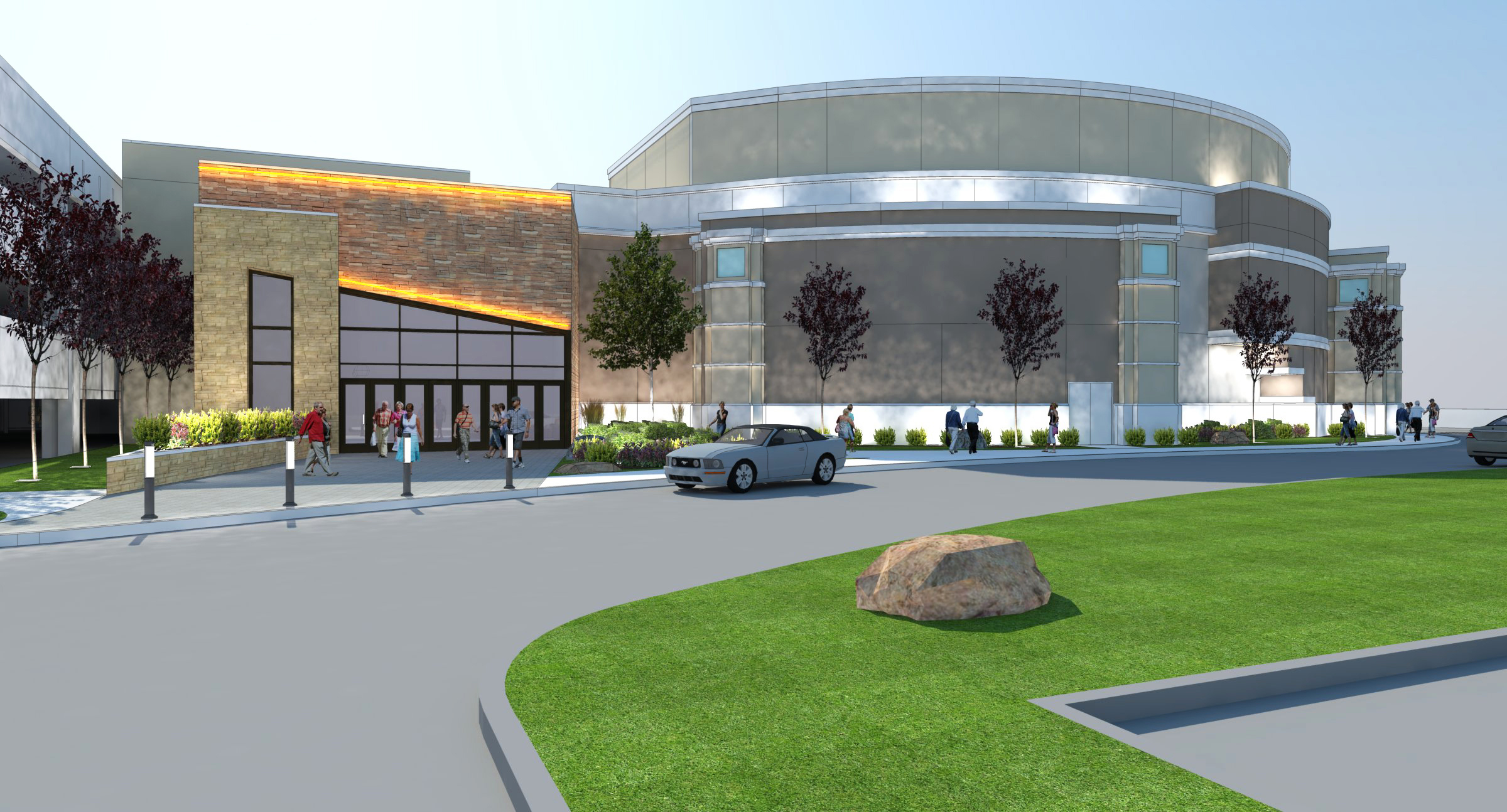 two new entertainment venues to open in oklahoma