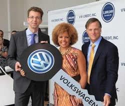 Atlanta VW Dealerships signs 1 millionth VW customer