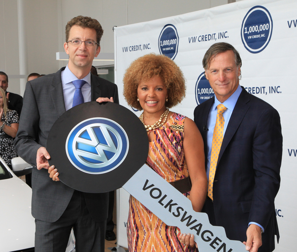 Jim Ellis Volkswagen Atlanta Celebrates One Millionth Customer