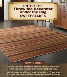 area rug, interior decorator