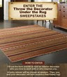 "Kalaty Rug Corporation Launches ""Throw the Decorator under the Rug""..."