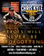 The First Annual Chris Kyle Memorial Roping and Auction Continues Former U.S. Navy SEAL and Best Selling Author's Efforts in Supporting Veterans