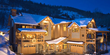 The Bear Grande Chalet is situated two minutes from the ski lift.