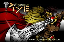 Chronicles of Piye Comic Series and Graphic Novel
