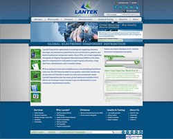 Lantek Corporation Website