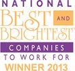 "GiftCard Partners Named One of ""Best and Brightest Companies to..."