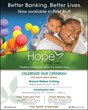HOPE Pine Bluff Branch Grand Opening Flyer