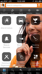 BlackTradeLines Mobile App