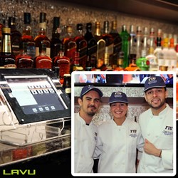 Lavu iPad POS FIU students