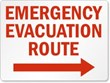 Tips to Plan an Effective Home Emergency Escape Route - Tip Sheet by SecuritySystemReviews.com