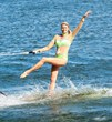 Show Ski Champion Cheryl Orloff to Be Enshrined in the Water Ski Hall...