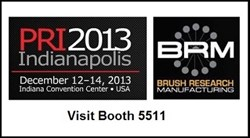 Find Surface Finishing Solutions at PRI 2013