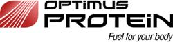 Optimus Protein logo
