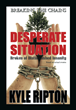 Desperate Situation: Author Kyle Ripton Tackles the Dangers of Divorce