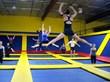 airobics, fitness, trampoline park