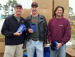 Personal Injury Firm Sinclair Law Passes Out Koozies At Toy Run