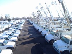 California Public Auction of Heavy Equipment and Fleet Vehicles