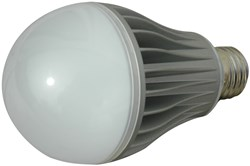When replacing burned out bulbs to LEDs, or direct replacement, the new Magnalight LED-A19-10-E26 will save you time and money.